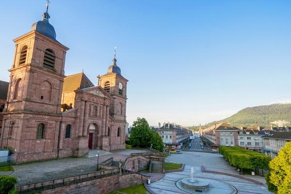 Crédits image : Office de tourisme de Saint-Dié-des-Vosges