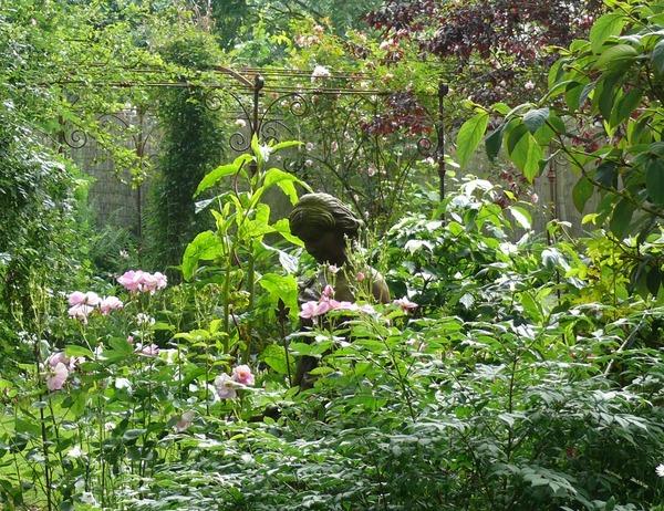 Rendez Vous aux Jardins 2018 -Jardin Retiré