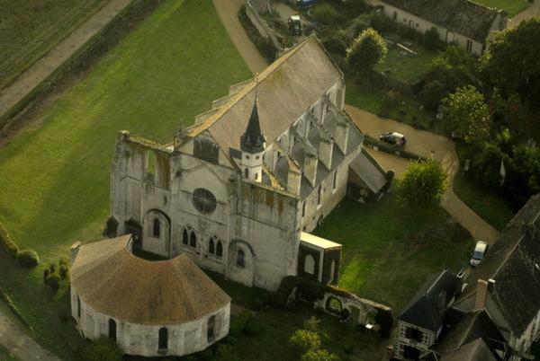 Crédits image : Abbaye Notre-Dame du Breuil-Benoit