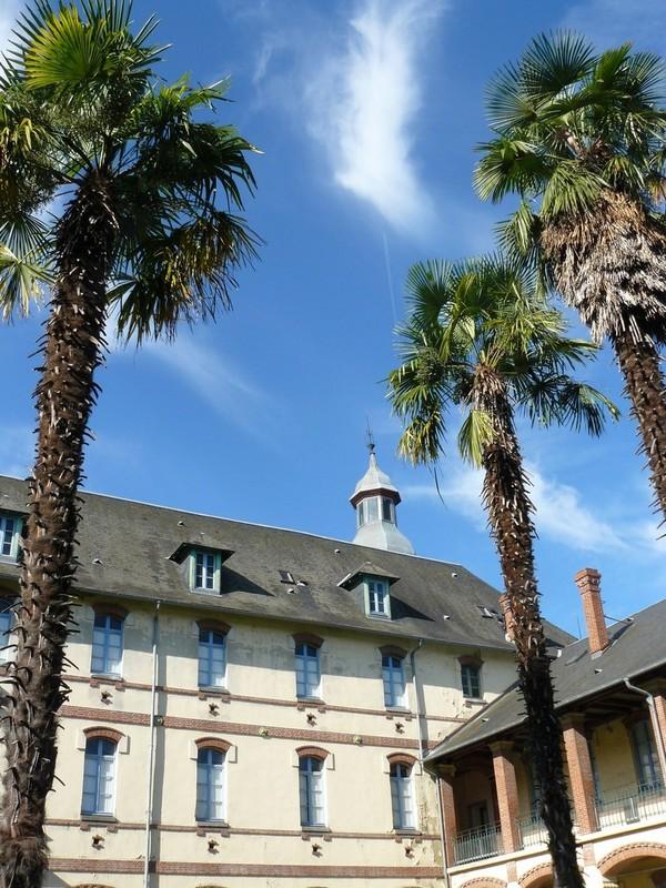 Journées du patrimoine 2017 - Visite commentée du lycée Théophile-Gautier de Tarbes