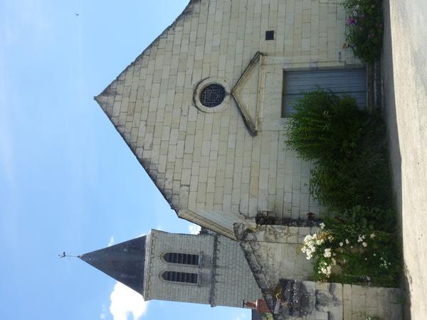 Journées du patrimoine 2017 - Eglise Saint-Pierre-de-Rest