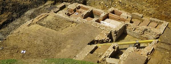 Crédits image : Cellule archéologique des Ardennes