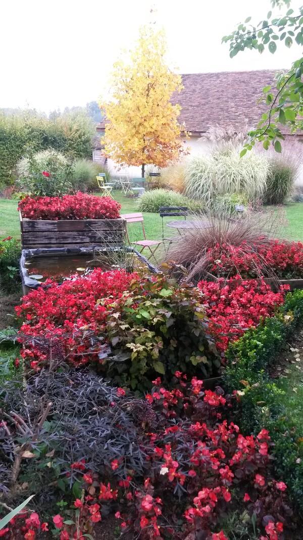 Rendez Vous aux Jardins 2018 -Jardin Assiette Vallée de l'Aube