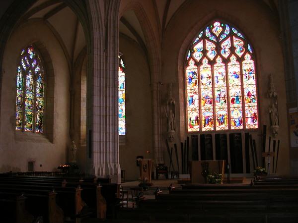 Journées du patrimoine 2020 - Eglise Saint-Jacques