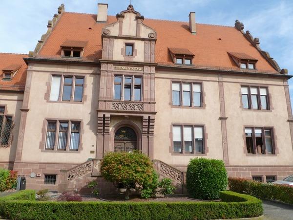 Crédits image : Tribunal d'Instance de Molsheim