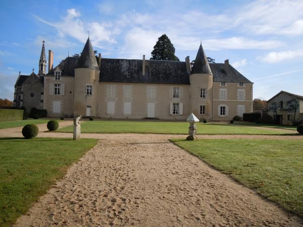 Crédits image : Cliché : DRAC Poitou-Charentes - SID, SB.