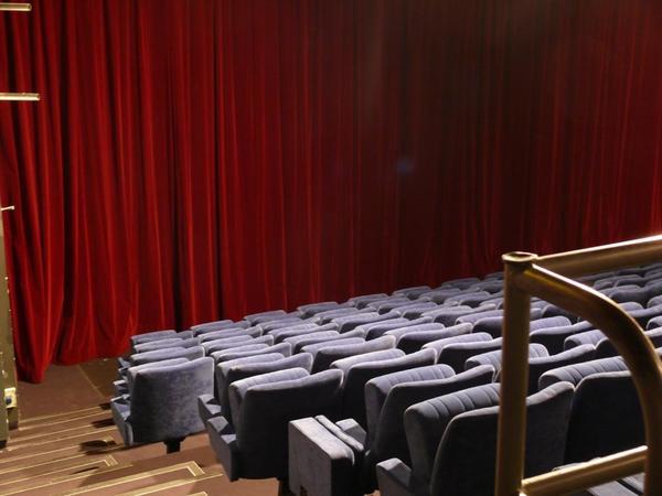 Centre Wallonie-Bruxelles I Salle de spectacles