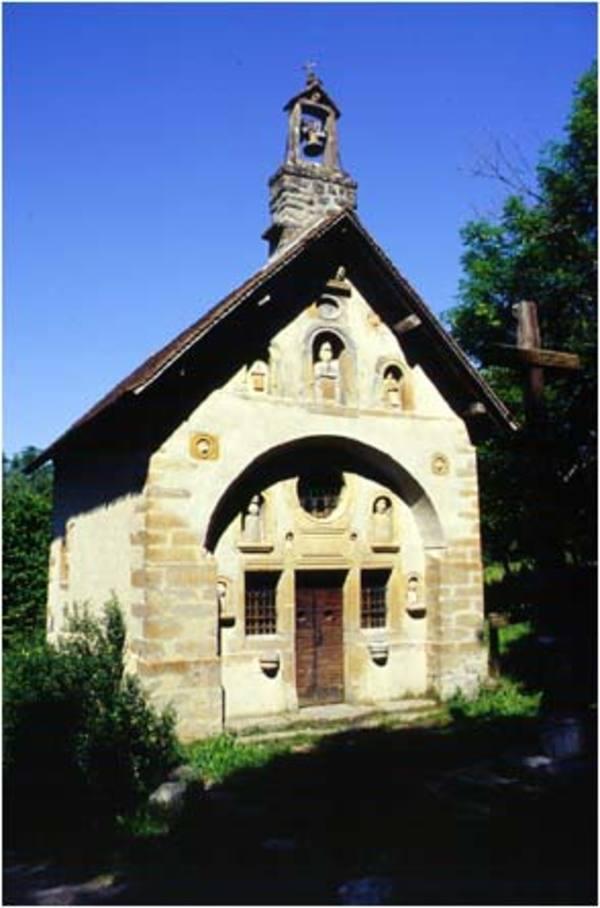 Journées du patrimoine 2020 - Visite de la chapelle des Petètes