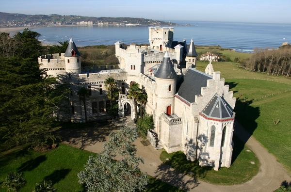 Journées du patrimoine 2017 - Visite guidée du Château Observatoire Abbadia