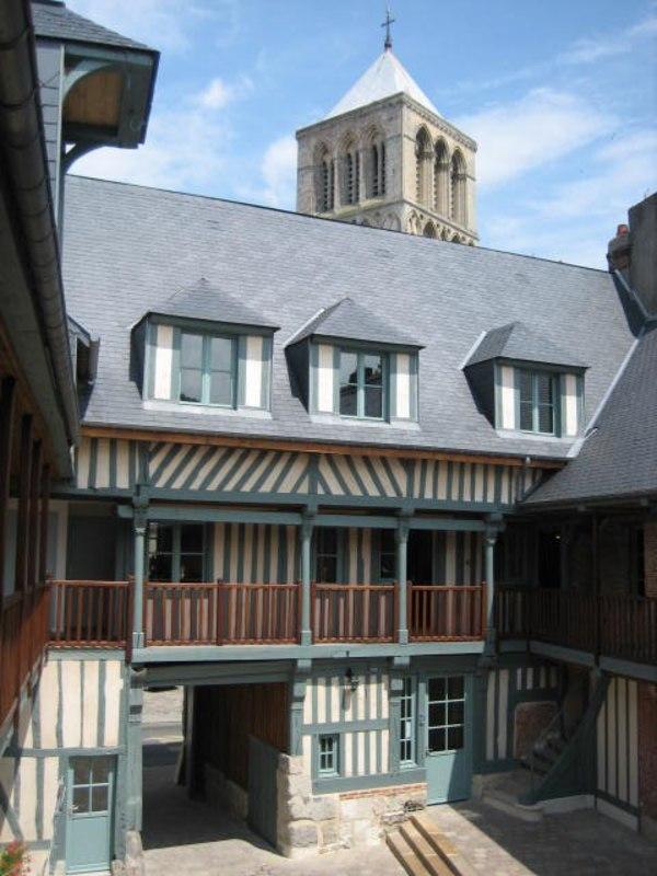 Crédits image : Ville de Fécamp