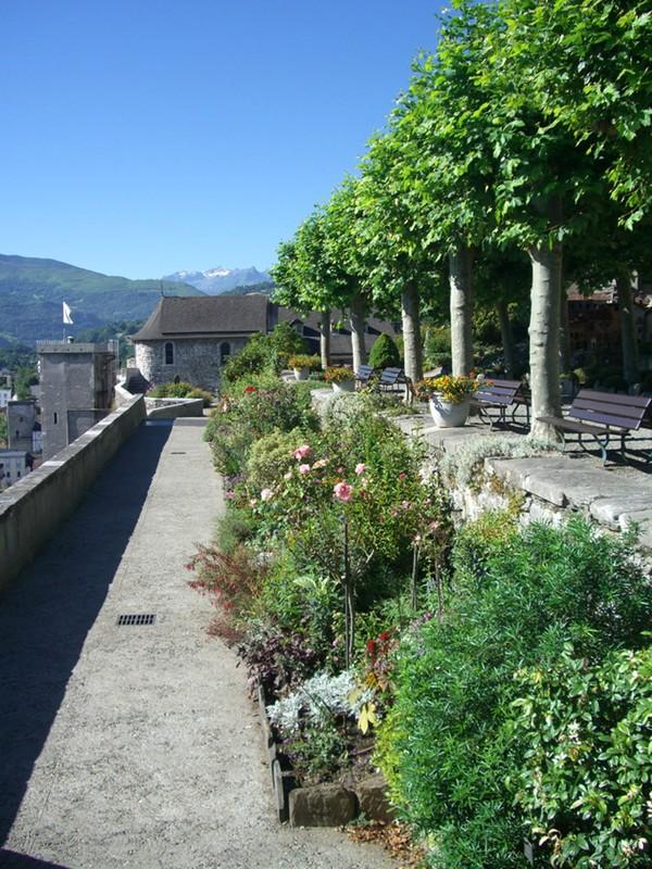 Rendez Vous aux Jardins 2018 -Jardin botanique du château fort et musée pyrénéen