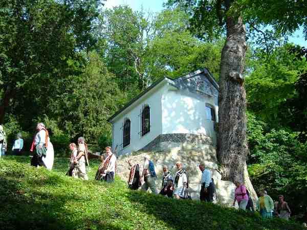 Journées du patrimoine 2017 - Visite guidée de la Chapelle de la Ronce