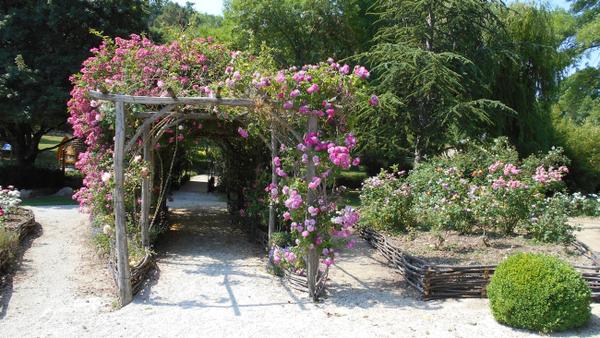 Rendez Vous aux Jardins 2018 -Les jardins de Mornac