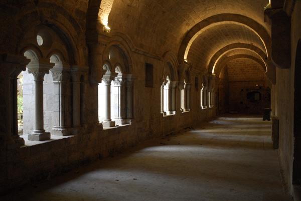 Journées du patrimoine 2018 - Visite commentée de l'abbaye de La Celle, monument historique médiéval témoin de l'art roman provençal