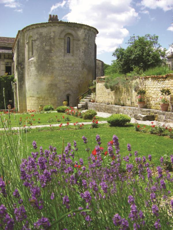 Rendez Vous aux Jardins 2018 -Jardins de l'abbaye de Fontdouce