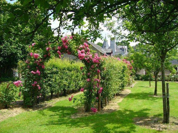 Rendez Vous aux Jardins 2018 -Jardins du château de la montchevalleraie