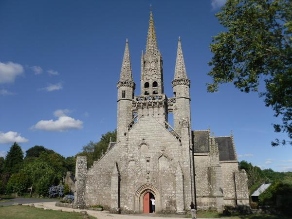 Crédits image : Chapelle Saint-Fiacre © OTPRM