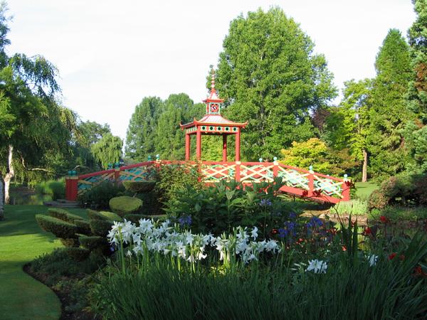 Rendez Vous aux Jardins 2018 -Parc floral d'Apremont