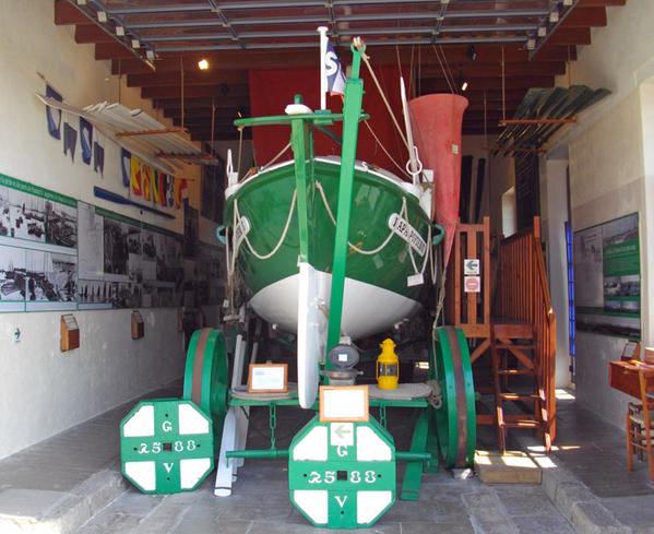 Journées du patrimoine 2018 - Visites du canot de sauvetage Papa Poydenot