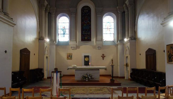 Crédits image : Chapelle @diocèse de Bourges