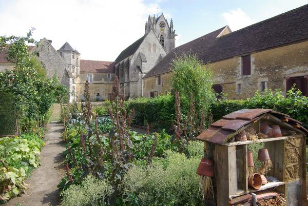 Journées du patrimoine 2017 - Visite libre du prieuré de Sainte-Gauburge
