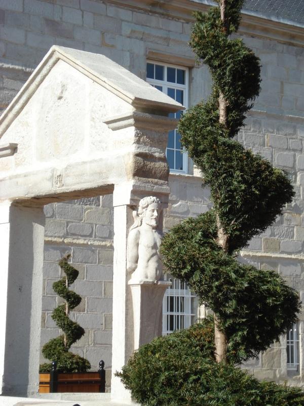 Rendez Vous aux Jardins 2018 -Parc du château de Bouthéon