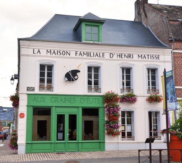 Nuit des musées 2018 -La Maison familiale d'Henri Matisse