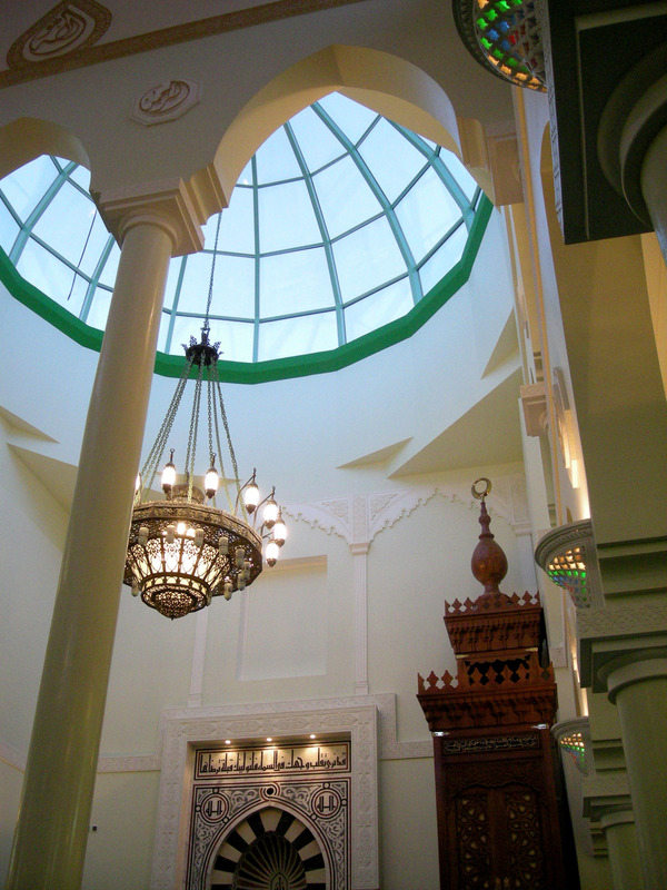 Journées du patrimoine 2018 - Visite de la grande mosquée
