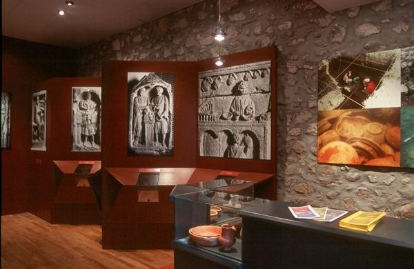 Crédits image : musée gallo romain de Chanaz