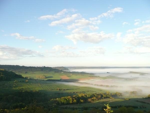 Crédits image : Saxon Sion - Brumes ©CD54
