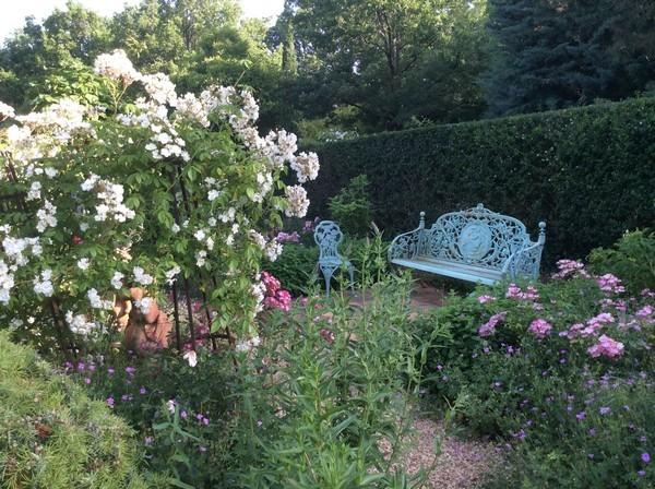 Rendez Vous aux Jardins 2018 -Jardins de Quercy