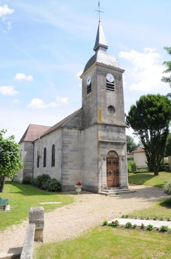 Crédits image : Allichamps - Église © Site web patrimoine-religieux.fr
