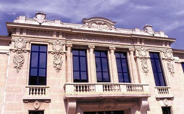 Journées du patrimoine 2017 - Visite guidée de la Comédie de Valence