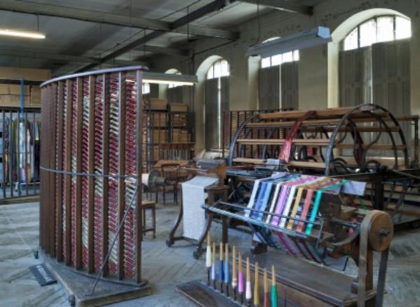 Nuit des musées 2019 -Soieries Bonnet, musée de l'industrie de la soie
