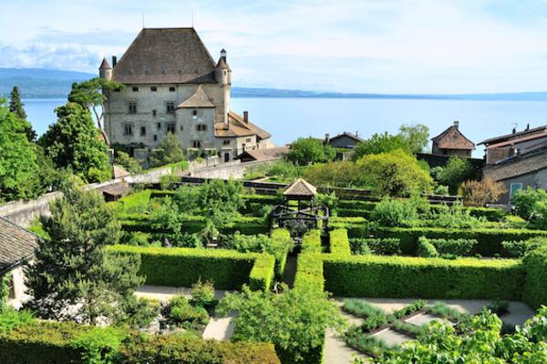 Rendez Vous aux Jardins 2018 -Jardin des Cinq Sens