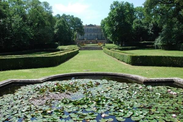 Rendez Vous aux Jardins 2018 -Parc du château de l'Engarran