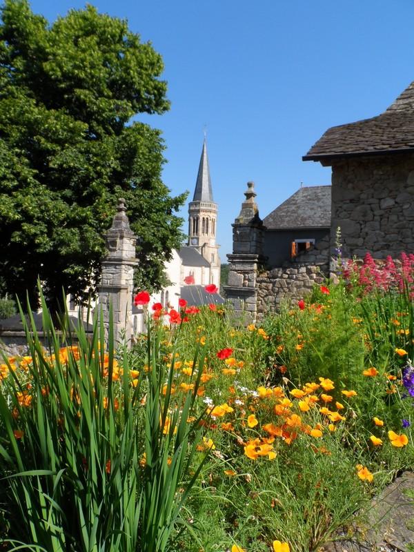 Rendez Vous aux Jardins 2018 -Village Saint-Salvadou