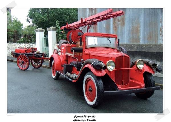 Journées du patrimoine 2017 - Exposition de matériels anciens de sapeurs-pompiers