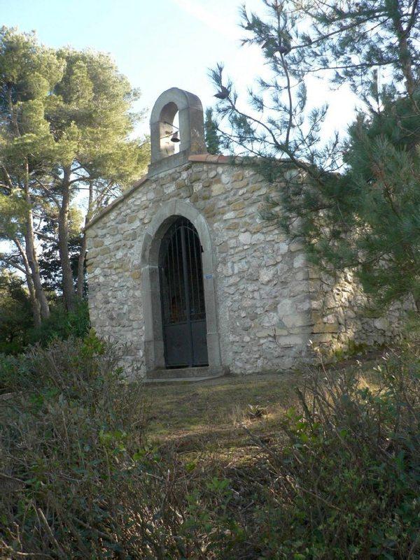 Journées du patrimoine 2017 - Calvaire et église de Laurabuc