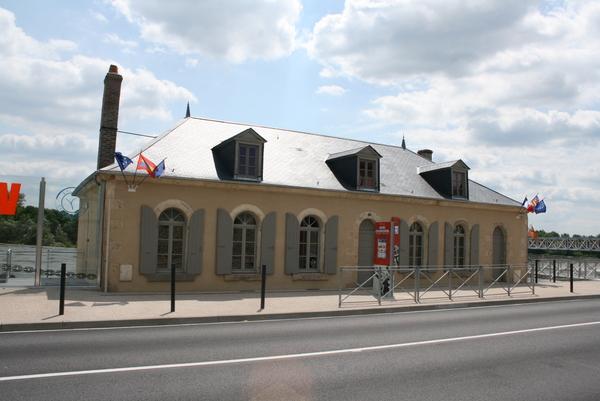 Journées du patrimoine 2017 - Exposition au musée de la Marine Fluviale - Le Toueur