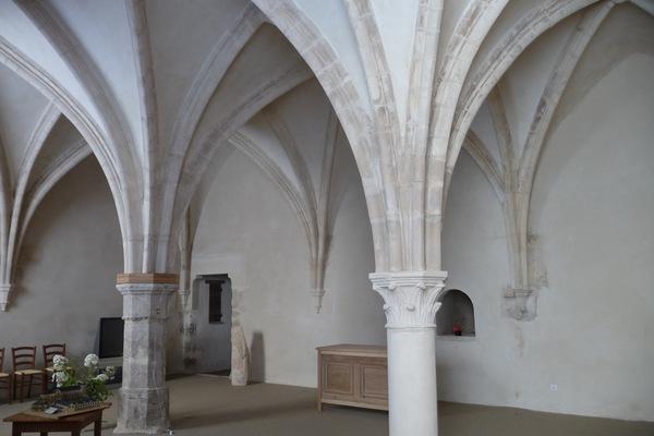 Journées du patrimoine 2017 - Un édifice conventuel sauvé par des fous du patrimoine.