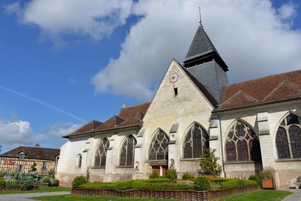 Crédits image : Ville de Sainte-Savine