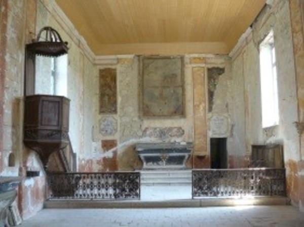 Journées du patrimoine 2017 - Visite libre de la Chapelle de Saint-Martin-Las-Oumettes