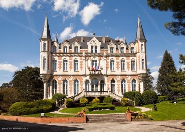 Journées du patrimoine 2019 - Concert de l'Orchestre Départemental d'Harmonie au Parc Montauriol