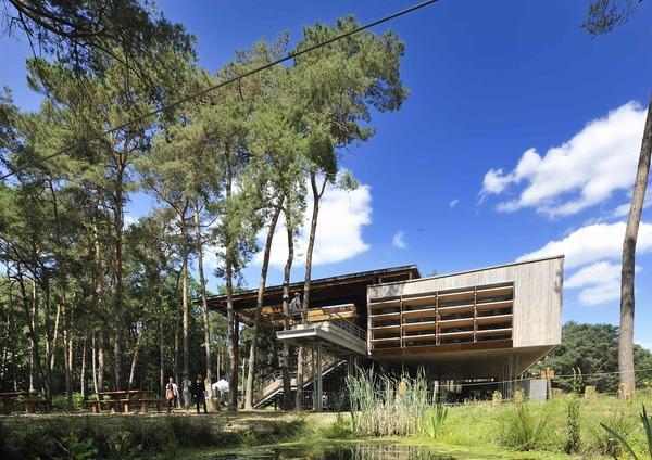 Maison des forêts de Saint-Etienne-du-Rouvray