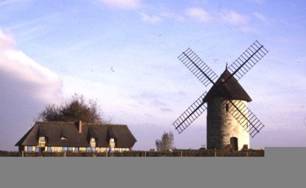 Journées du patrimoine 2020 - Visite guidée du dernier moulin à vent de Haute Normandie