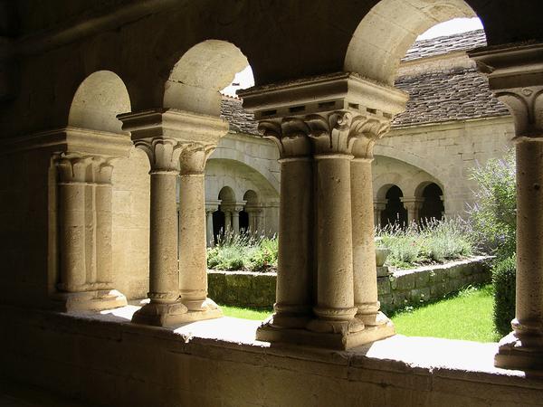 Crédits image : Monastère de Ganagobie