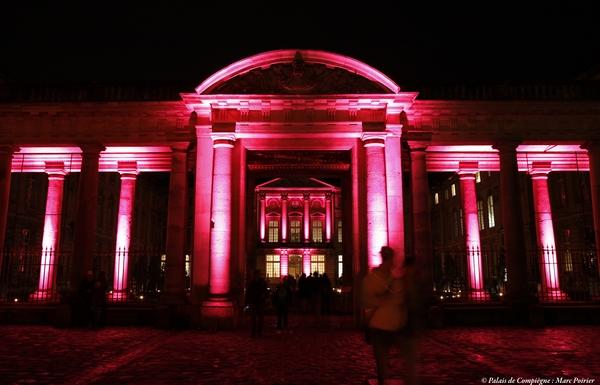Nuit des musées 2018 -Palais impérial de Compiègne