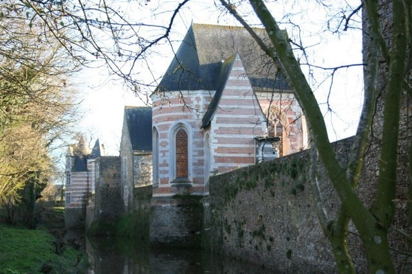 Journées du patrimoine 2017 - Château de Mortiercrolles