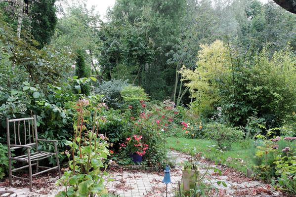 Rendez Vous aux Jardins 2018 -Le jardin de Karina
